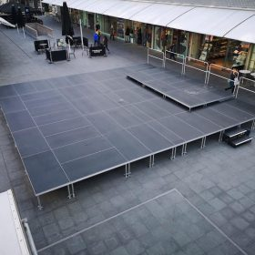 Custom Stage For Brunswick Centre