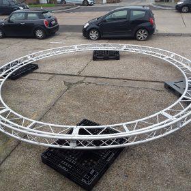 6 meter Diameter Truss Circle