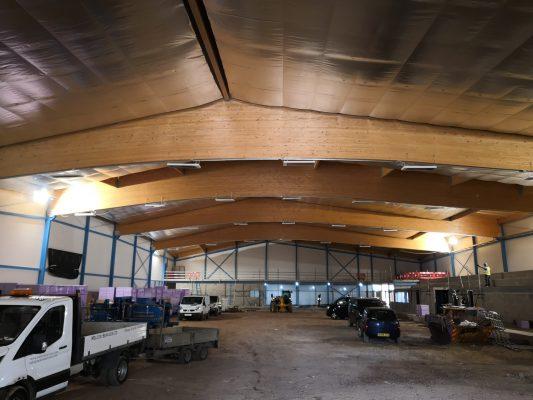 Cambridge Ice Arena - Stage Concept Site Visit 2