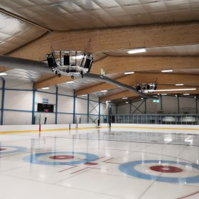 Cambridge Ice Arena - Audio System Shakedown