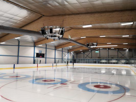 Cambridge Ice Arena - Audio System Shakedown
