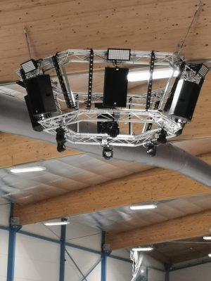 Cambridge Ice Arena - Amate Audio