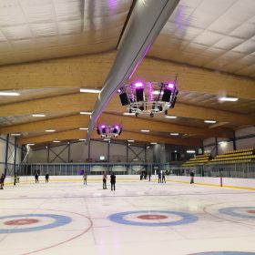 Cambridge Ice Arena - Audio & Lighting System