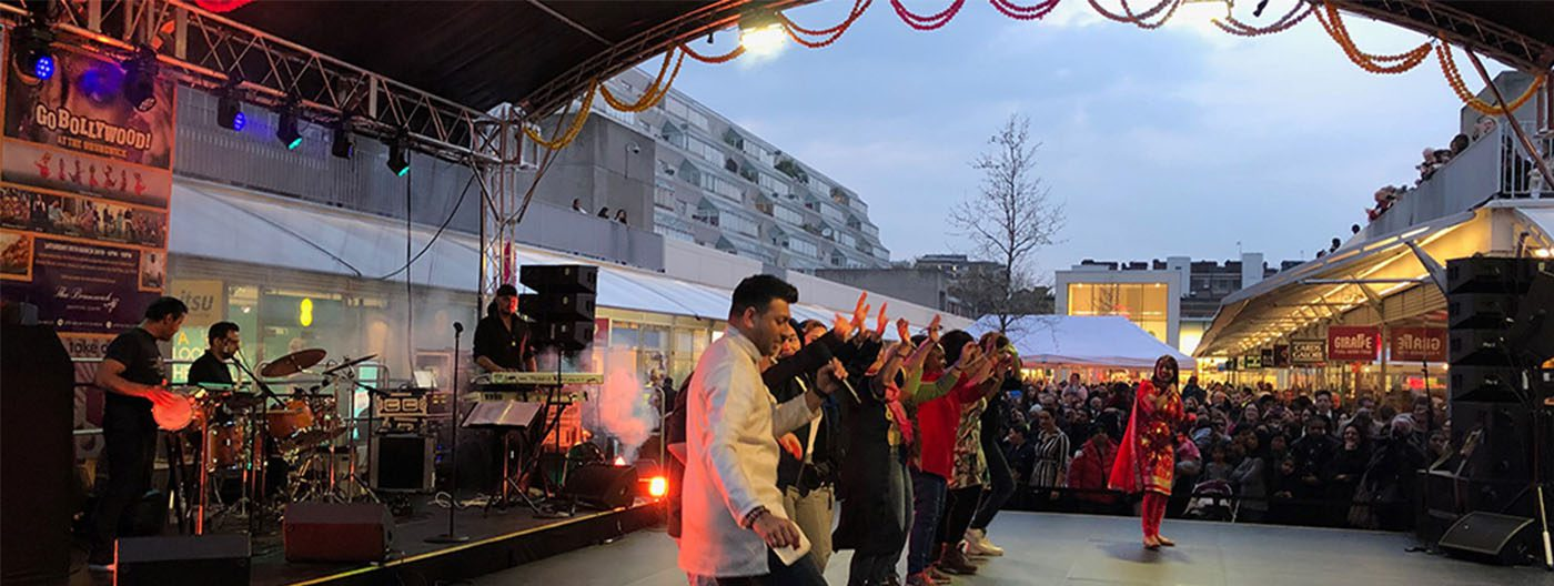 Go Bollywood at The Brunswick Centre