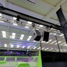 Audio Visual & Truss Installation BaseJump Essex
