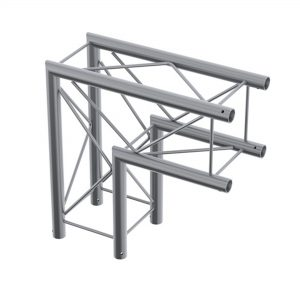 Alustage Deco Truss 90 Degree Corner
