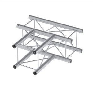 Alustage Deco Truss 3 Way T Quad