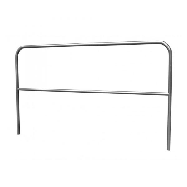 2m Stage Deck Railing