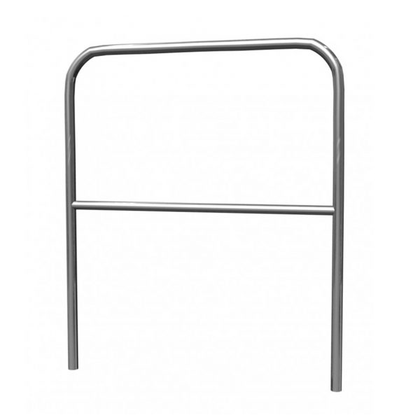 Portable Stage Safety Rail 1m