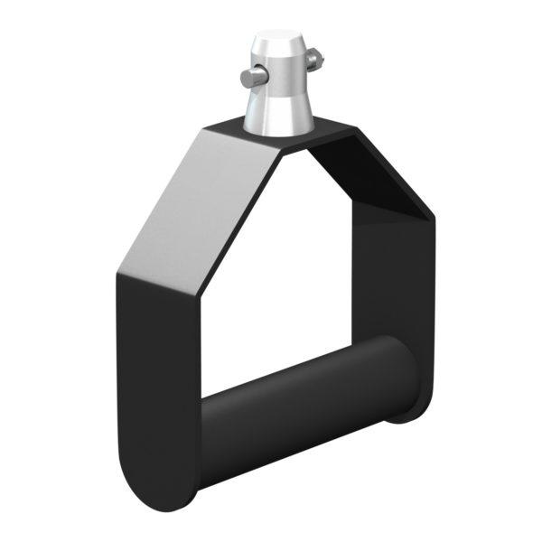 BeamZ Pro DR03 Single Downrigger 100kg Black