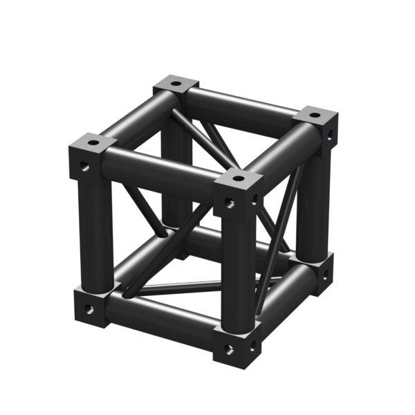 BeamZ Pro P30-MCB Truss Multi Conn Box Black